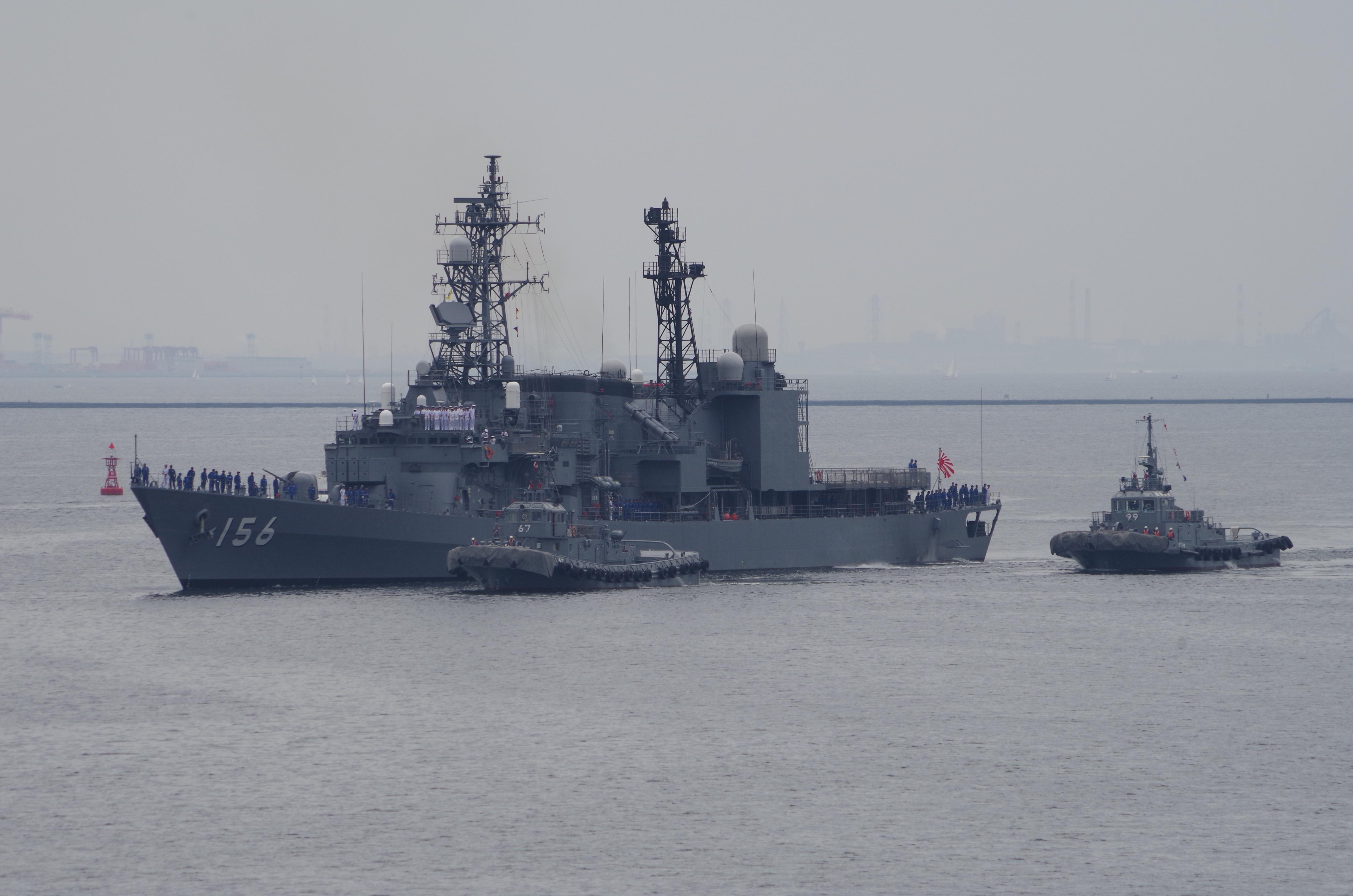 まっちゃんのホームページ[写真][あさぎり型護衛艦]タグ: あさぎり型護衛艦